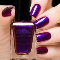 FUN Lacquer Cheers To The Holidays Nail Polish