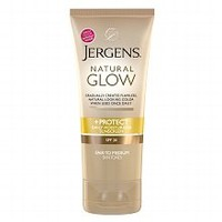 Jergens Natural Glow & Protect Daily Moisturizer SPF 20 Fair to Medium | Walgreens