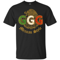 ggg mexican style - Men's T-Shirt