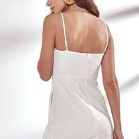 Lucca Couture Addilyn Dress at PacSun.com - white multi | PacSun