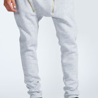 Double Zip Cuff Joggers