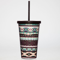 Tribal Print Tumbler 237076766 | Accessories