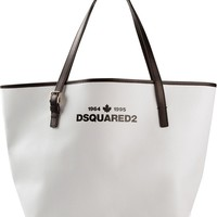 DSQUARED2 printed tote