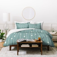 Heather Dutton Entangled Duvet Cover