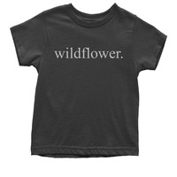 Wildflower Youth T-shirt