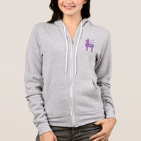 llama queen hoodie | Zazzle.co.uk
