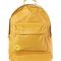 Mi-Pac Gold Wood Grain Backpack - Yellow - Mi-Pac - Brands | Shop for Men's clothing | The Idle Man