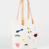 "MERI MERI ""Icons"" Tote Bag"
