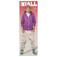 Posters: One Direction Door Poster - 1D Niall Horan, 2012 (62 x 21 inches)