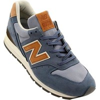 New Balance Men M996DCC Distinct Weekender - Made in USA (blue / chambray)