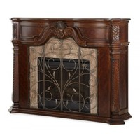 Windsor Court Fireplace by Aico Furniture - 70220 - Fire Place