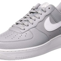 NIKE Mens Air Force 1 '07 Low Basketball Shoe