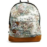 Mi Pac Backpack in Rose Tapestry