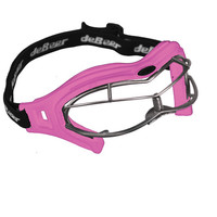 LAX.com | DeBeer Lucent SI Goggle Women's Lacrosse Goggles