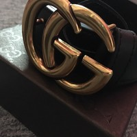 Women's Gucci Belt GG New & Boxed