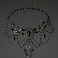 Chandelier Chocker Necklace