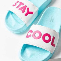 Stay Cool Pool Slide - Urban Outfitters