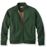 Katahdin Iron Works and reg; Heavyweight Sweatshirt, Traditional Fit Full Zip: Sweatshirts | Free Shipping at L.L.Bean