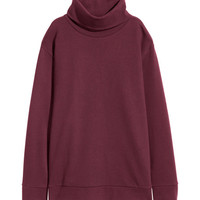 Turtleneck Top - from H&M