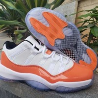 "Air Jordan 11 Low ""Orange Trance"" - Best Deal Online"