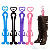 Plastic Long Boots Shaper Supporter Shaft Keeper Holder Organizer Storage Hanger = 1945709444