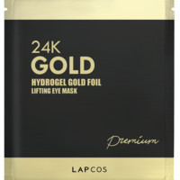 Gold Hyrdogel Foil Eye Mask