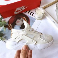 Nike Air Huarache Child Shoes White Toddler Kids Shoes