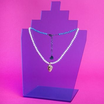 Pearl Lioness Necklace