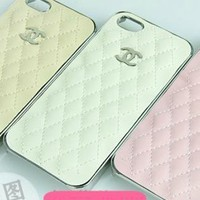 New Luxury Designer Synthetic Sheep Leather iPhone 5 Case Co