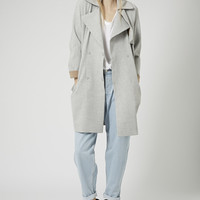 Soft Belted Trench Coat - Jackets & Coats - Clothing