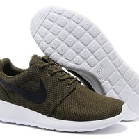 """Nike Roshe Run"" Men Sport Casual Sneakers Running Shoes"
