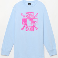 OBEY Chaotic Vision Long Sleeve T-Shirt at PacSun.com