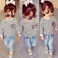 Kids Boys Girls Baby Clothing Products For Children = 4445865412