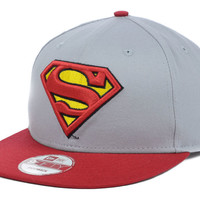 DC Comics Side Badge 9FIFTY Snapback Cap - Superman
