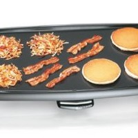 Presto 07039 Professional 22-Inch Jumbo Electric Griddle