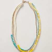 Lime Blossom Necklace