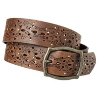 Mossimo Supply Co. Laser Stud Belt - Brown