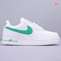 Nike Air Force New fashion hook couple running shoes 2#