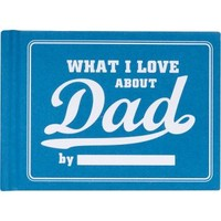 What I Love About Dad