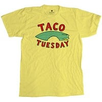 Taco Tuesday Yellow