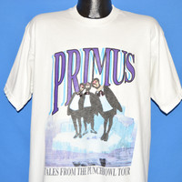 90s Priums Tales From The Punchbowl Tour t-shirt Extra Large