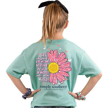 I am the Storm - Daisy - SS - S21 - Youth T-Shirt