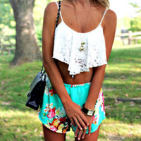 Style for the Brightest White Summer!