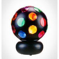 "8"" Rotating Disco Party Ball of Light"