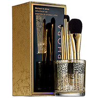 SEPHORA COLLECTION Moment to Shine Votive Brush Set