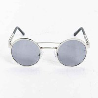 Spring Arm Double Brow Sunglasses