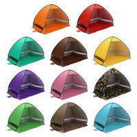 Outdoor Fishing Beach Tent Sunshade 2 Persons Quick Automatic Open Waterproof UV Sun Shelter Canopy