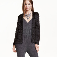 H&M Cardigan with Fringe $24.99