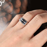 Dean Winchester Ring Stainless Steel Supernatural Cosplay
