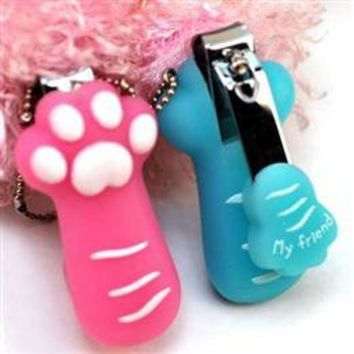 Wholesale Foot Key Chain Nail Clippers - DinoDirect.com